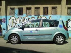 autoskola šport - renault